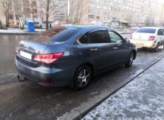 Аренда Nissan Almera 2015 в Кирове