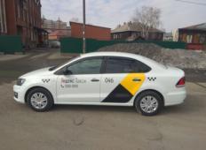 Аренда Volkswagen Polo 2018 в Томске