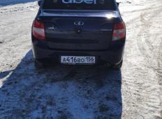 Аренда LADA (ВАЗ) Granta 2016 в Оренбурге