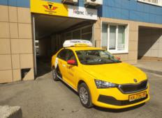Аренда Skoda Rapid 2020 в Екатеринбурге