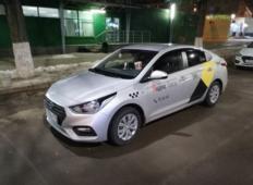 Аренда Hyundai Solaris 2019 в Волгограде