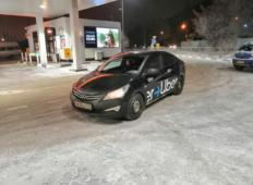 Аренда Hyundai Solaris 2017 в Волгограде