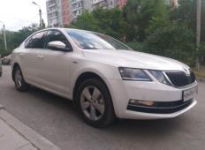 Аренда Skoda Octavia 2020 в Волгограде