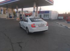 Аренда Skoda Rapid 2019 в Волгограде