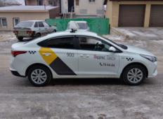 Аренда Hyundai Solaris 2021 в Волгограде