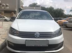 Аренда Volkswagen Polo 2018 в Элисте