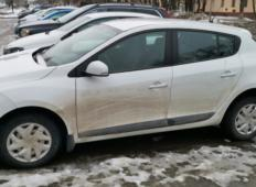 Аренда Renault Megane 2016 в Уфе