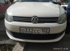 Аренда Volkswagen Polo 2015 в Уфе