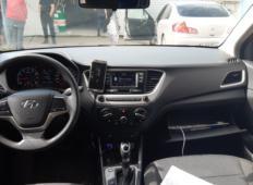 Аренда Hyundai Solaris 2019 в Майкопе