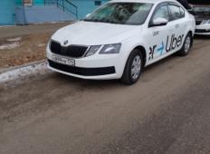 Аренда Skoda Octavia 2018 в Челябинске