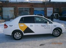 Аренда Nissan Tiida 2014 в Хабаровске