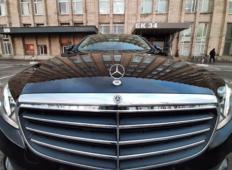 Аренда Mercedes-Benz E-klasse 2019 в Санкт-Петербурге