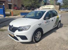 Аренда Renault Logan 2020 в Ростове-на-Дону