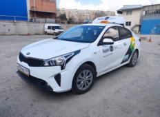 Аренда Kia Rio 2021 в Ростове-на-Дону