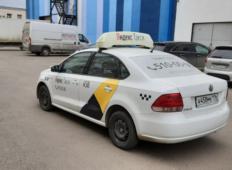 Аренда Volkswagen Polo 2015 в Казани