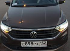 Аренда Volkswagen Polo 2020 в Нижнем Новгороде