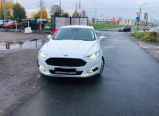 Аренда Ford Mondeo 2015 в Санкт-Петербурге