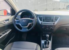 Аренда Hyundai Solaris 2021 в Санкт-Петербурге