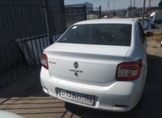 Аренда Renault Logan 2016 в Воронеже