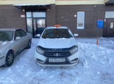 Аренда LADA (ВАЗ) Vesta 2019 в Красноярске
