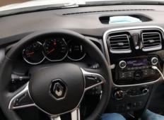 Аренда Renault Logan 2021 в Уфе