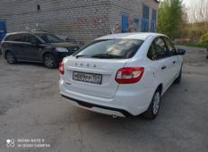 Аренда LADA (ВАЗ) Granta 2019 в Перми