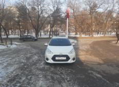 Аренда Toyota Aqua 2016 в Хабаровске