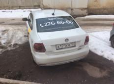 Аренда Volkswagen Polo 2019 в Уфе