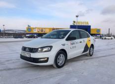 Аренда Volkswagen Polo 2019 в Новокузнецке
