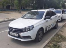 Аренда LADA (ВАЗ) Vesta 2019 в Волгограде