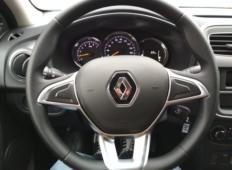 Аренда Renault Logan 2019 в Барнауле