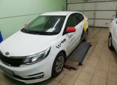Аренда Kia Rio 2018 в Краснодаре