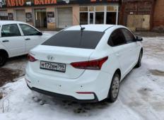 Аренда Hyundai Solaris 2015 в Перми
