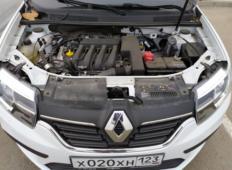 Аренда Renault Logan 2019 в Нижнем Новгороде