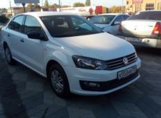 Аренда Volkswagen Polo 2019 в Ростове-на-Дону