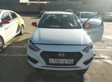 Аренда Hyundai Solaris 2017 в Нижнем Новгороде