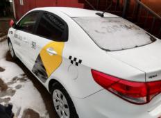 Аренда Kia Rio 2019 в Краснодаре