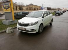 Аренда Kia Rio 2019 в Ростове-на-Дону