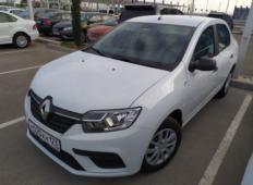 Аренда Renault Logan 2019 в Ростове-на-Дону