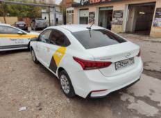 Аренда Hyundai Solaris 2017 в Туле