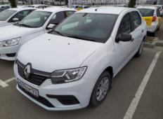 Аренда Renault Logan 2019 в Перми