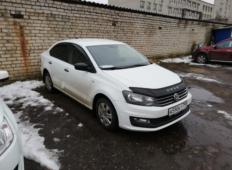Аренда Volkswagen Polo 2018 в Волгограде