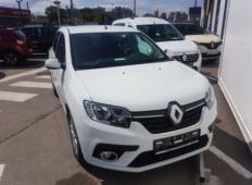 Аренда Renault Logan 2019 в Санкт-Петербурге