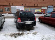 Аренда Opel Zafira 2011 в Тольятти