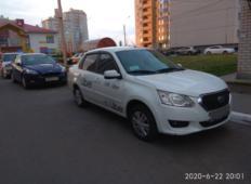 Аренда Datsun on-DO 2016 в Воронеже
