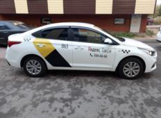 Аренда Hyundai Solaris 2019 в Выборге