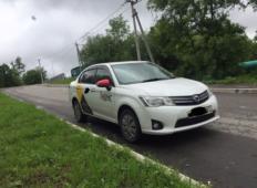 Аренда Toyota Corolla 2012 в Хабаровске