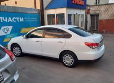 Аренда Nissan Almera 2017 в Воронеже
