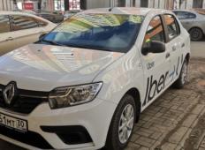 Аренда Renault Logan 2020 в Астрахани