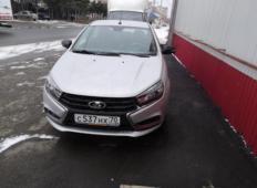 Аренда LADA (ВАЗ) Vesta 2019 в Томске